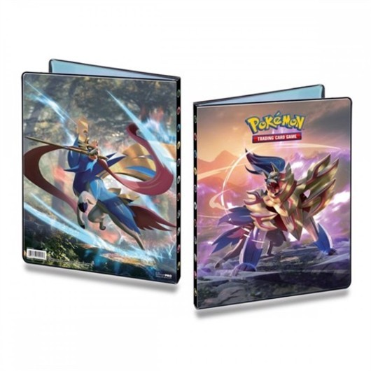 Pokemon - Sword & Shield -  4 Pocket Portfolio