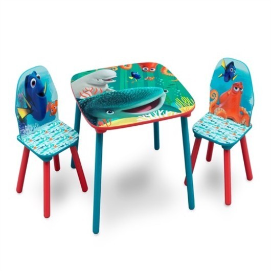 Finding dory table and chairs