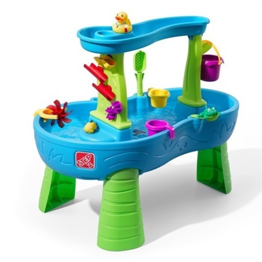 Step2 - Rain Shower Splash Pond Water Table (874600)