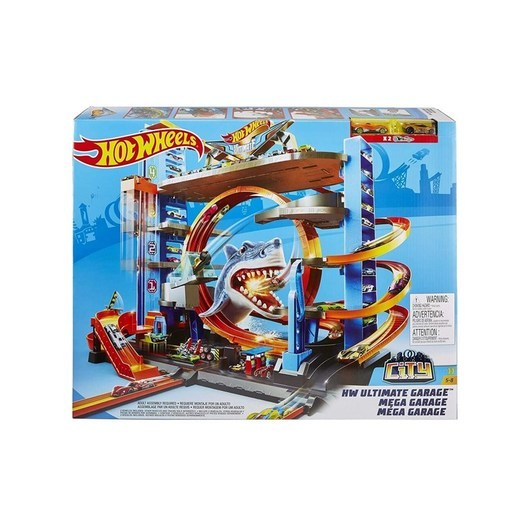 Hotwheels City Ultimate Garage