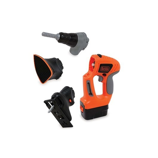 Smoby Black & Decker EVO 3 in 1