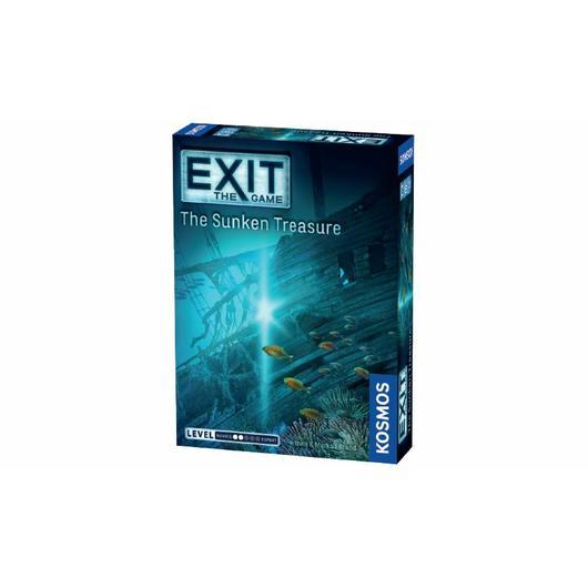 Exit: The Sunken Treasure - Escape Room Game (English)