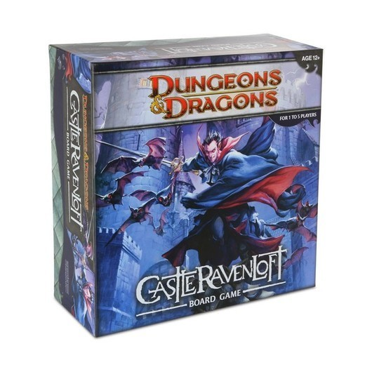 Dungeons and Dragons - Castle Ravenloft Boardgame (D&D)
