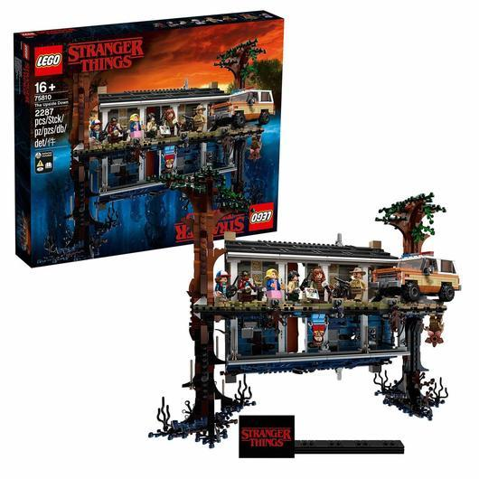 LEGO Ideas - The Upside Down (75810)