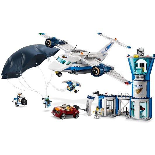 LEGO City - Sky Police Air Base (60210)