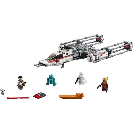 LEGO Star Wars - Resistance Y-Wing Starfighter (75249)