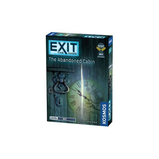 Exit: The Abandoned Cabin - Escape Room Game (English)