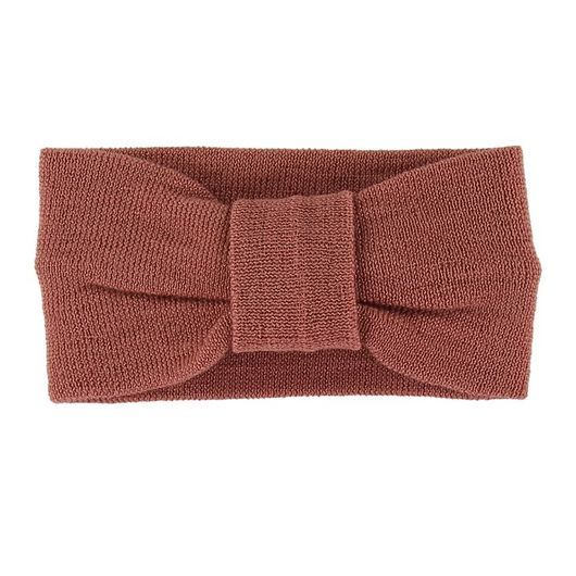 FUB Pannband - Ull - Coral