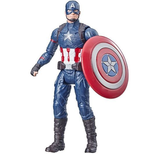 Marvel Avengers Actionfigur - 15 cm - Captain America