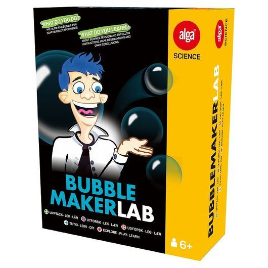 Alga Science - Bubble Maker Lab
