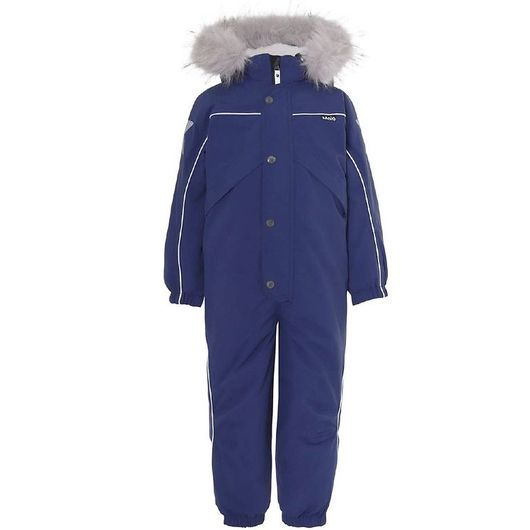 Molo Vinteroverall - Polaris Fur Recycle - Ink Blue