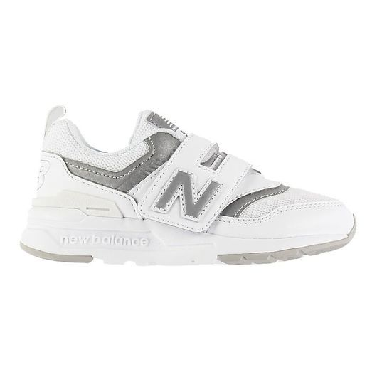 New Balance Sneakers - Classic 997 - Vit/Silver