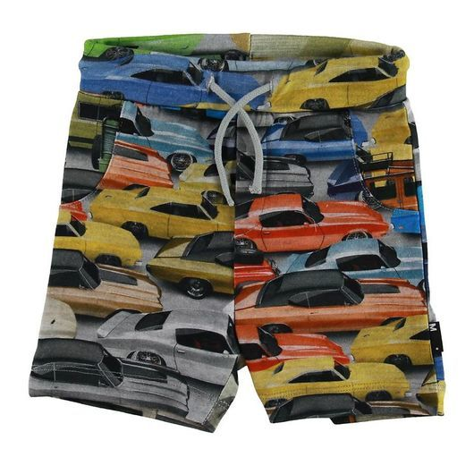Molo Shorts - Simroy - Cars