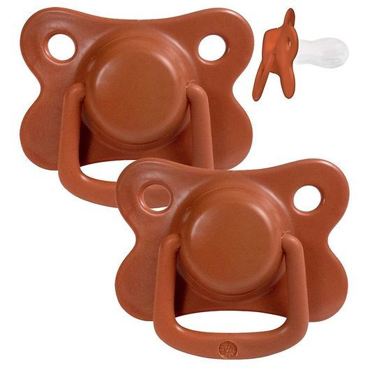 Filibabba Nappar - 2-pack - Rost