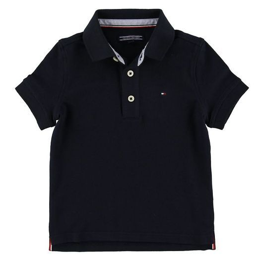 Tommy Hilfiger Polo - Tommy - Sky Captain