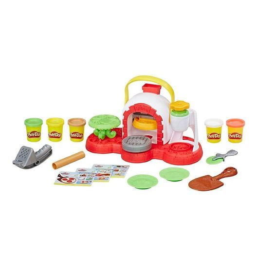 Play-Doh Kitchen Creations - 280 g - Pizzaugn