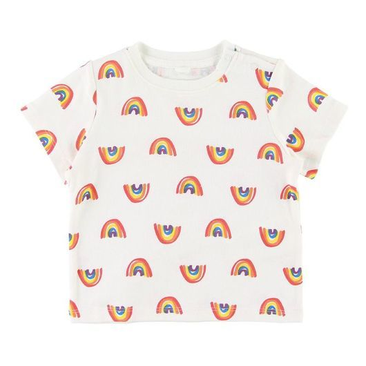 Stella McCartney Kids T-shirt - Rainbow