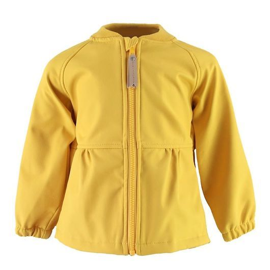 Mini A Ture Softshell - Bridget - Bamboo Yellow
