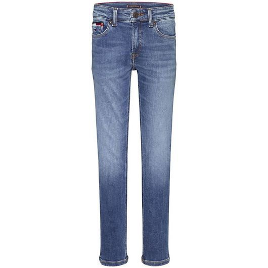 Tommy Hilfiger Jeans - Spencer Slim - Blå Denim